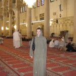 me in the grand mosque